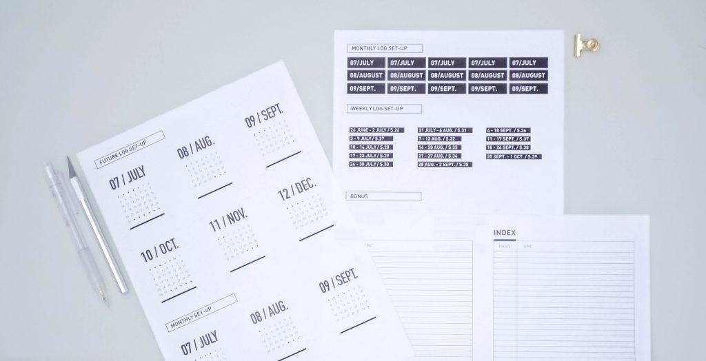 bullet journal stickers, bullet journal set up, bullet journal free printables