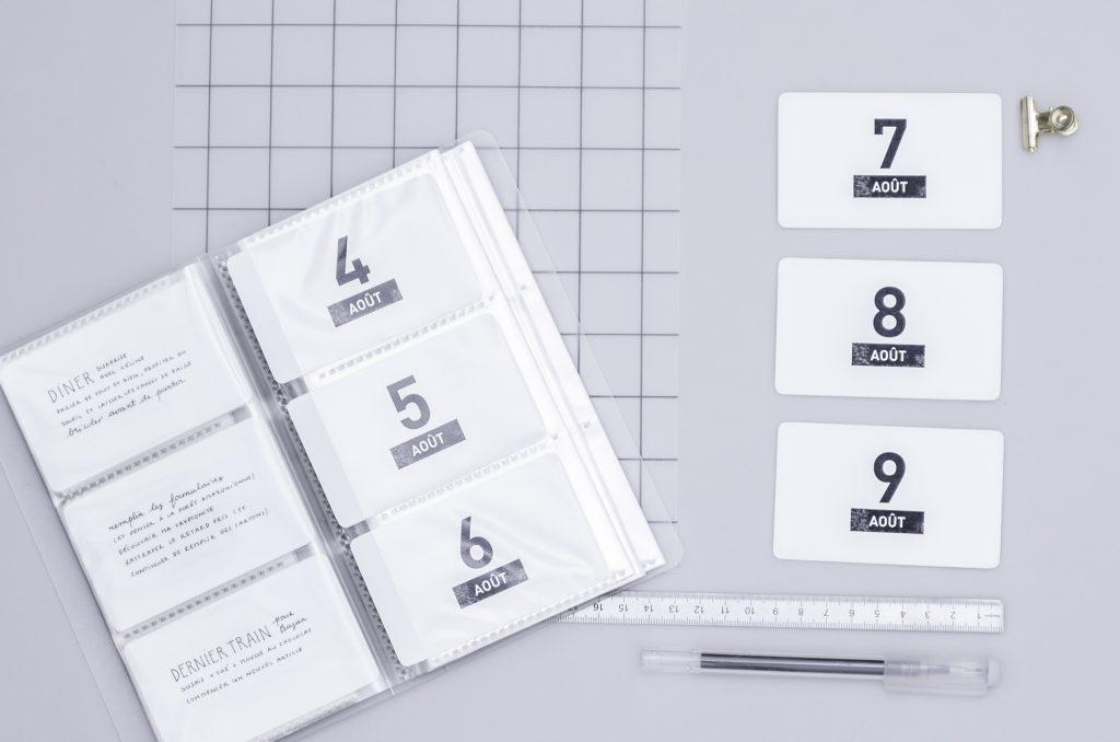 cartes mémoire, fichiers à imprimer gratuit, free printable, gratitude log, journal, bullet journal