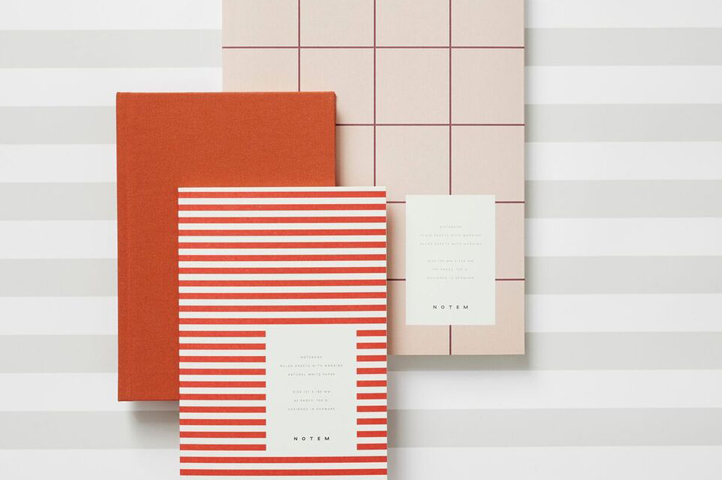 planner, notebook, stationery, Notem Studio