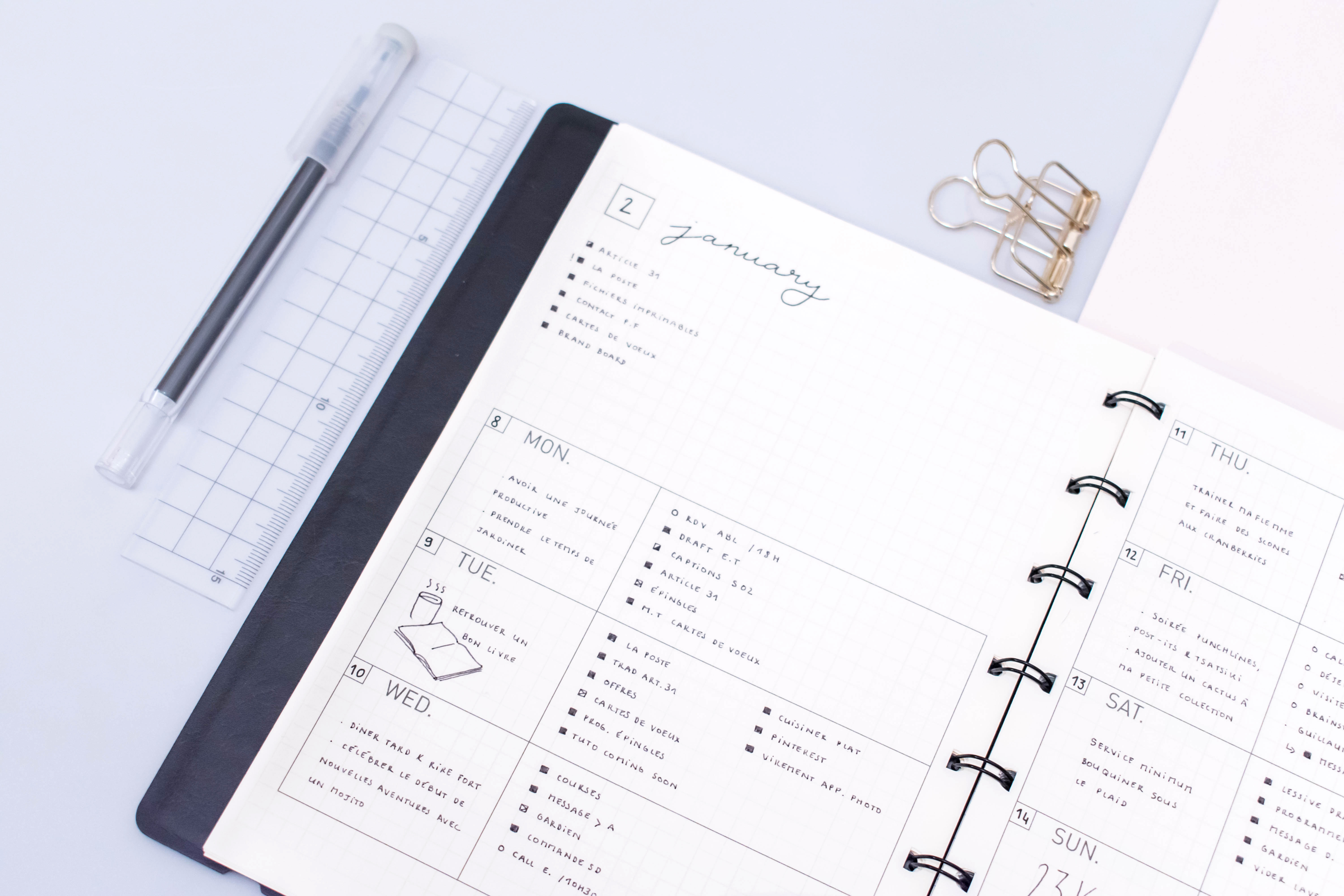 graphic about Discbound Planner Pages Printable called Weekly planner: 2018 cost-free printables - Lower.System