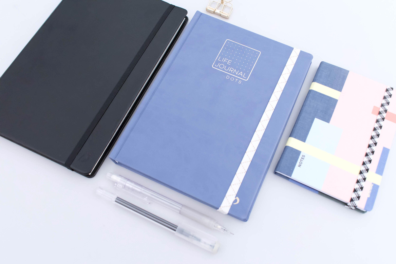 Choisir Un Carnet Pour Son Bullet Journal Minimal Plan