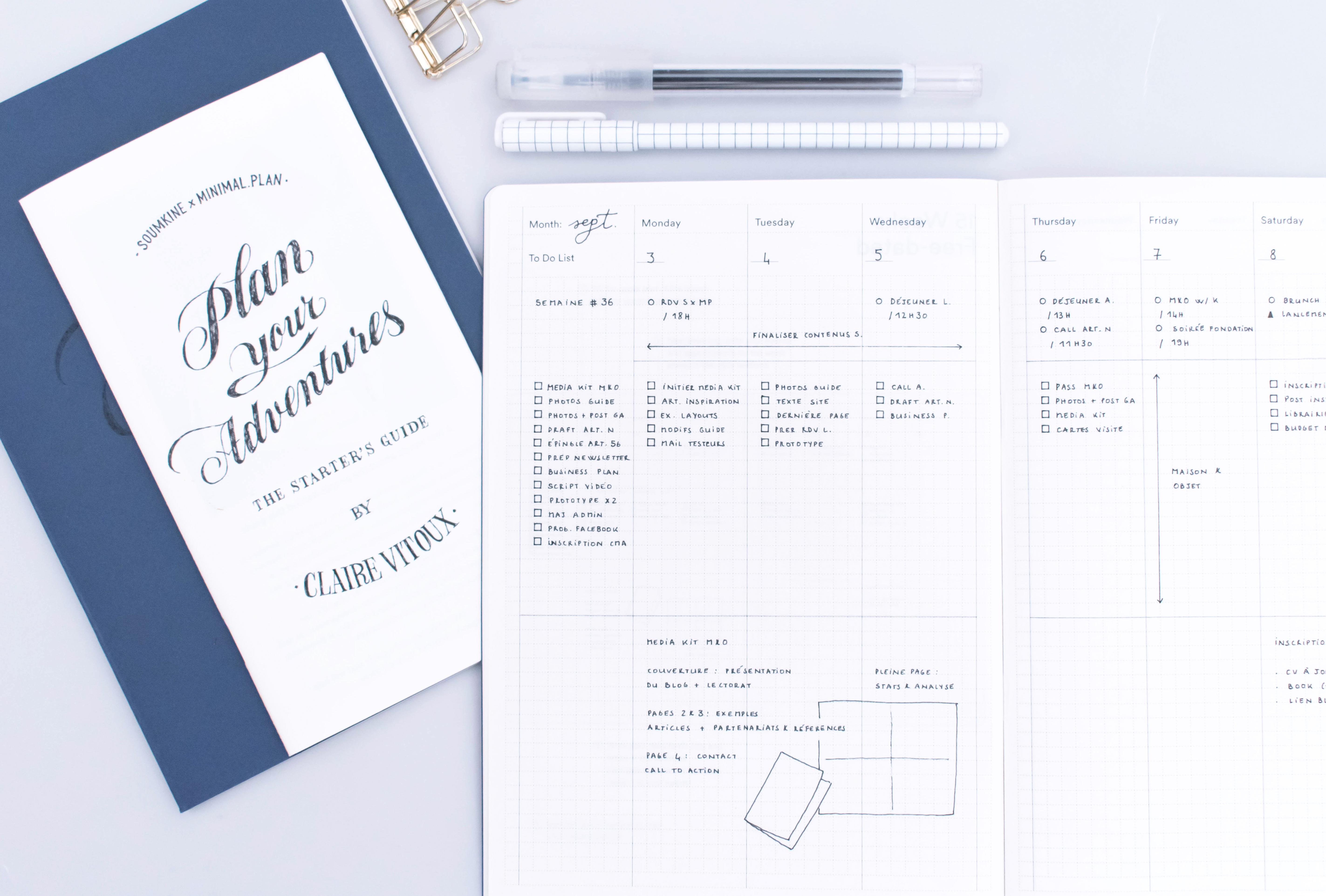the soumkine x minimal plan planner minimal plan planning