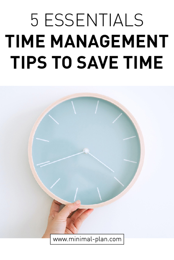 productivity, save time, time management