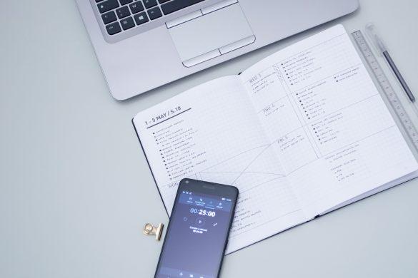 Mieux gérer son temps et optimiser sa productivité à l'aide du bullet journal au travail