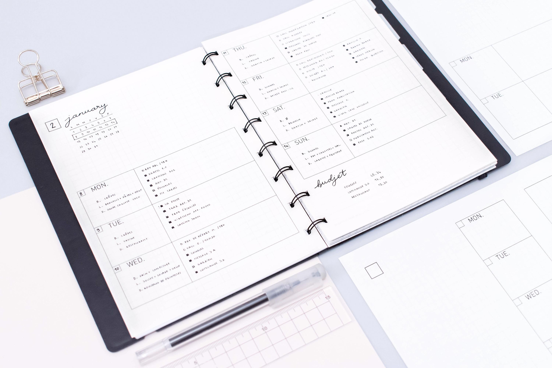 Free Printable Journal Planner